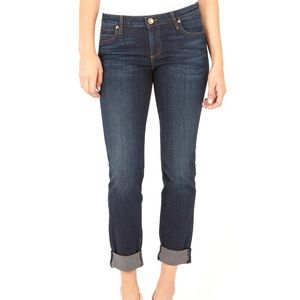 NWT Kut From The Kloth Boyfriend Jeans Size 6